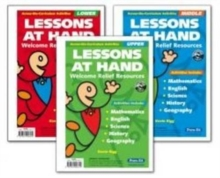 Lessons at Hand : Welcome Relief Resources Middle, Mixed media product Book
