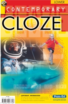 Contemporary Cloze (Ages 5-7) : Lower (Ages 5-7), Paperback Book