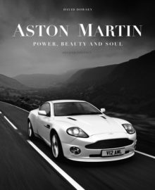 Aston Martin, Power, Beauty & Soul, Hardback Book