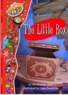 Gigglers Red The Little Box, Paperback Book