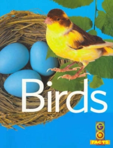 Birds (Go Facts Animals), Paperback Book