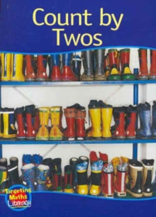 Count by Twos Reader : More Than Ten, Paperback Book