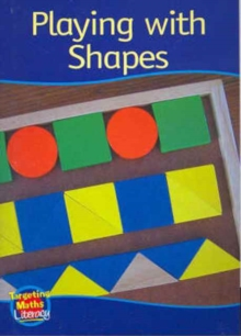 Playing with Shapes Reader : Shapes, Paperback Book