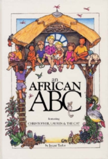 An African ABC, Hardback Book