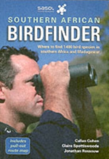 Southern African Birdfinder, Paperback Book