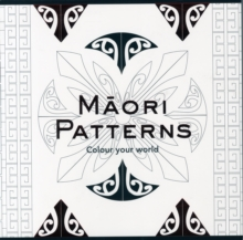 Maori Patterns : Colouring Book, Paperback Book
