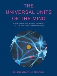The Universal Units of the Mind, Hardback Book