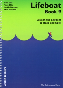 Lifeboat Read and Spell Scheme : Launch the Lifeboat to Read and Spell Book 9, Spiral bound Book