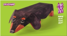 Pop Up Pet Dachshund, Cards Book