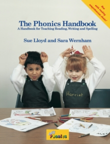 The Phonics Handbook : in Precursive Letters (British English edition), Spiral bound Book