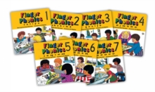 Finger Phonics books 1-7 : in Precursive Letters (British English edition), Board book Book