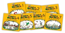 Jolly Phonics Workbooks 1-7 : in Precursive Letters, Paperback Book