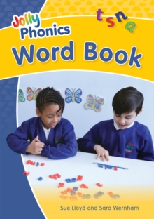 Jolly Phonics Word Book : in Precursive Letters (BE), Paperback Book
