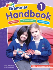 The Grammar 1 Handbook : In Precursive Letters (British English edition), Spiral bound Book