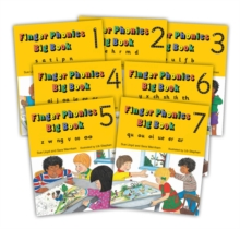 Finger Phonics Big Books 1-7 : in Precursive Letters (British English edition), Paperback / softback Book
