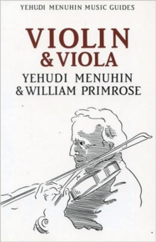 Violin and Viola, Paperback / softback Book