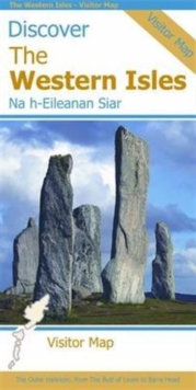 Discover the Western Isles : Visitor Map, Sheet map, folded Book