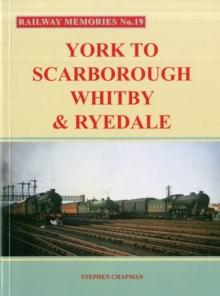 York to Scarborough, Whitby and Ryedale, Paperback / softback Book