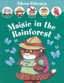 Maisie in the Rainforest, Paperback Book