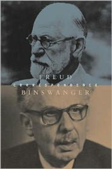 The Freud-Binswanger Letters, Hardback Book