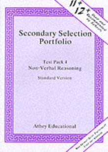 Secondary Selection Portfolio : Non-Verbal Reasoning Practice Papers Non-verbal Reasoning Practice Papers (Standard Version) Pack 4, Loose-leaf Book