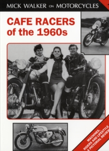 Cafe Racers of the 1960s, Hardback Book