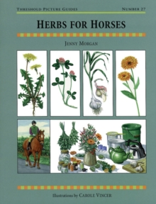 Herbs for Horses, Paperback / softback Book