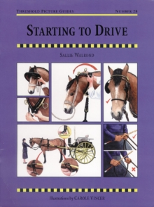Starting to Drive, Paperback Book