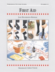 First Aid, Paperback / softback Book