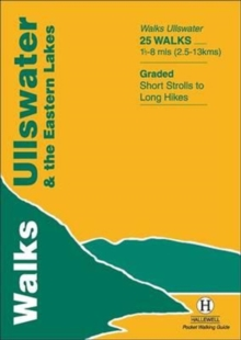 Walks Ullswater and the Eastern Lakes, Paperback / softback Book