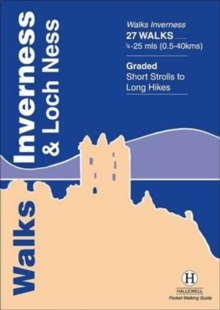 Walks Inverness and Loch Ness, Paperback / softback Book