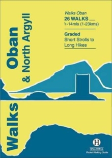 Walks Oban and North Argyll, Paperback / softback Book