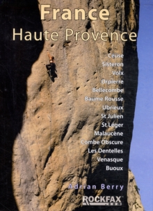 France Haute Provence, Paperback Book