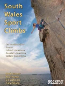 South Wales Sport Climbs, Paperback Book