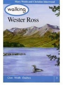 Walking Wester Ross, Paperback Book