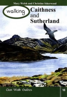 Walking Caithness and Sutherland, Paperback Book