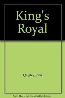 King's Royal, Paperback Book