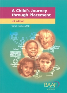 A Child's Journey Through Placement, Paperback Book