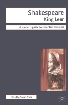 Shakespeare - King Lear, Paperback Book
