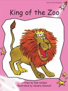 King of the Zoo, Paperback Book