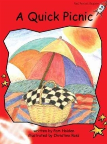 Red Rocket Readers : Early Level 1 Fiction Set A: A Quick Picnic, Paperback / softback Book