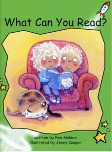 What Can You Read?, Paperback Book