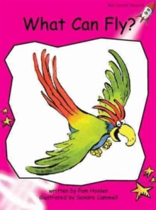 What Can Fly?, Paperback Book