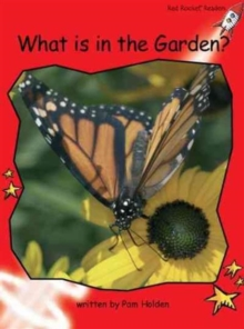What is in the Garden?, Paperback Book