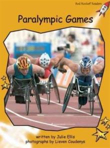 Red Rocket Readers : Fluency Level 4 Non-Fiction Set A: Paralympic Games, Paperback / softback Book