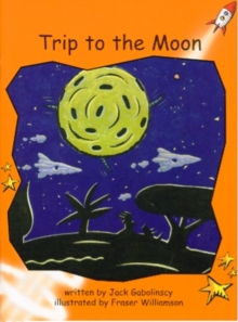 Trip to the Moon : Standard English Edition, Paperback Book