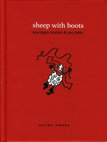 Sheep with Boots, Hardback Book