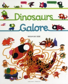 Dinosaurs Galore, Paperback / softback Book