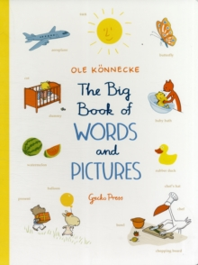 The Big Book Of Words and Pictures, Paperback / softback Book