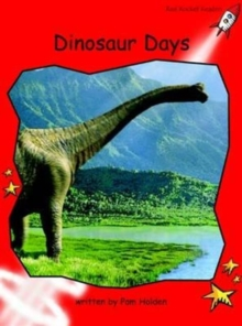 Red Rocket Readers : Early Level 1 Non-Fiction Set B: Dinosaur Days, Paperback / softback Book